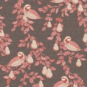The Pear Tree {Claret}