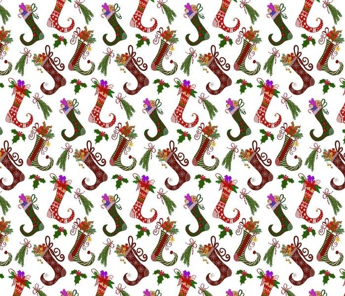 Holiday Tradition Santa Claus boots