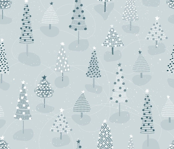 Christmas in Forest - Large
