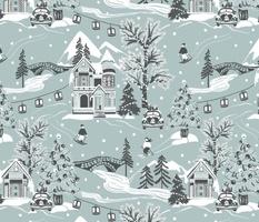 Winter Toile_Grey