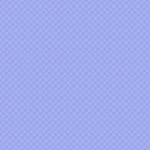 mini checker -  blue raspberry ice