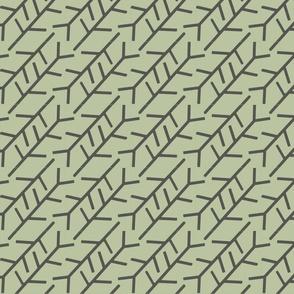 grey sage stem