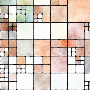 Painted Tiles 1