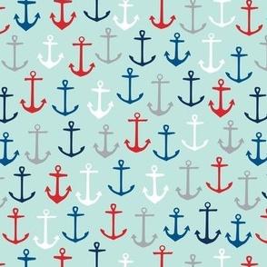 Anchors Aweigh: Nautical