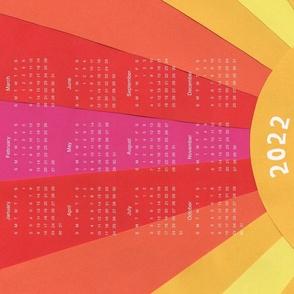 Calendar Wall Hanging 2022