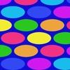 Jellybean_polka_dots_on_blue