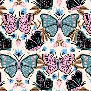 Healing butterflies