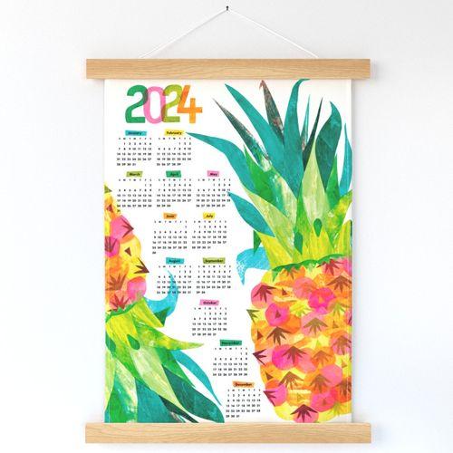 Pineapple 2022 Calendar