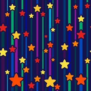 Star Curtain 1976