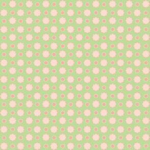 Sweet Shop Flower Dots