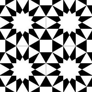 01218750 : TC43VV4 : black + white