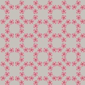 protea chain little floral medium size PAPERBRUSH