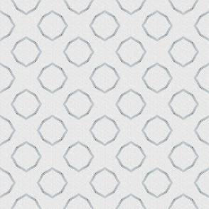 Protea washed crayon circles