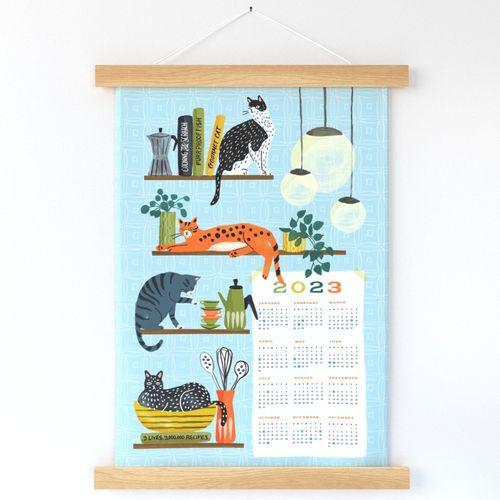 kitchen kitties calendar
