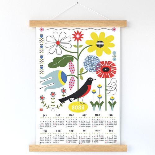 2022 Calendar - Early Bird