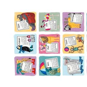 Happy Zoo Year! - 2022 Calendar
