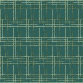 1957 crosshatch green