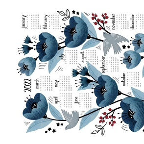 Happy homes calendar 2022