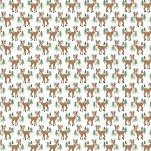 Woodland Reindeer  - Tiny Scale