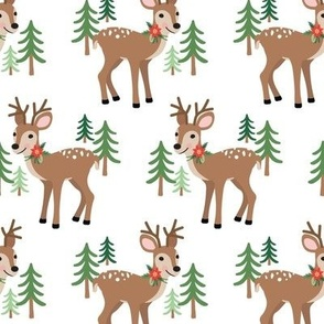 Woodland Reindeer -  Medium Scale