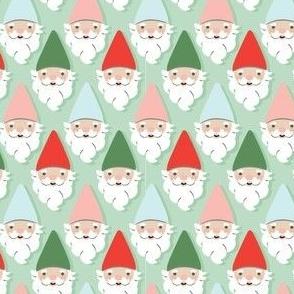 Colorful Winter Gnomes - Small Scale