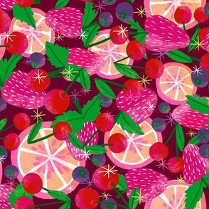 Berry & Citrus Smoothie