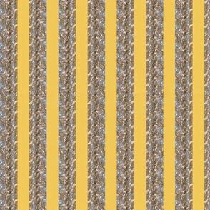 Tinsel Stripe: Candlelight