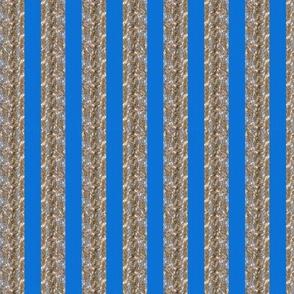 Tinsel Stripe: Midnight Clear