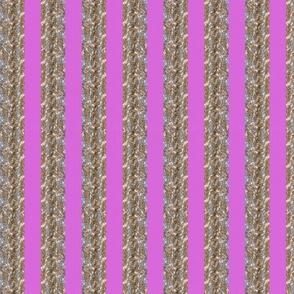 Tinsel Stripe: Sugarplum
