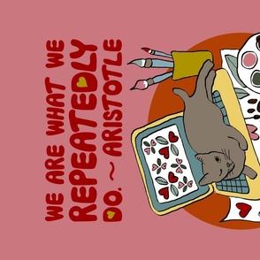 Creative_habit_cat_quote_wall_hanging_tea_towel