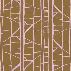 organic lines_tessellated pavement_lilac