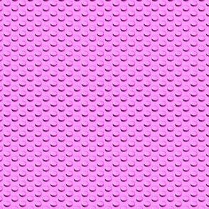 Building bricks pink
