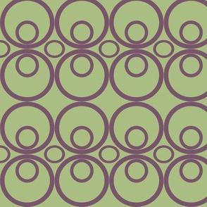 Circle Time Green/Purple