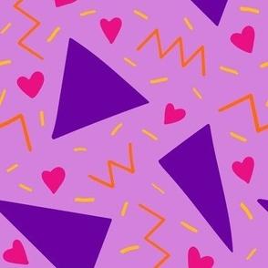 Just like the 90s - Purple