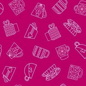 Spill the Tea - Pink