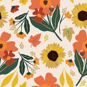Sunflower Harvest