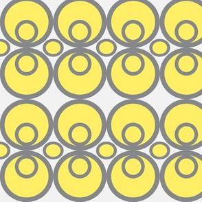 Circle Time Yellow/Gray