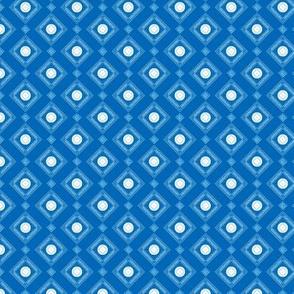 Tiny Blue Dot Block