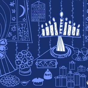 Celebrate Hanukah