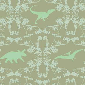 chalky dino lace