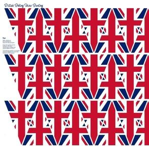 British Baking Show Bunting