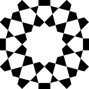 01223916 : TC43E3 X : black + white