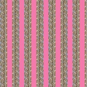 Tinsel Stripe: Candy