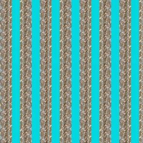 Tinsel Stripe: Icy