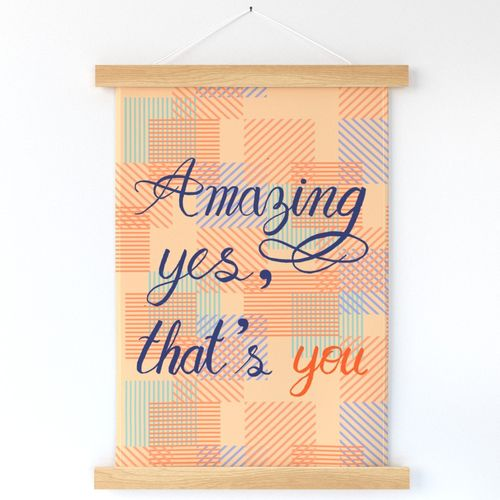 Amazing Yes, that's YOU
