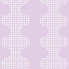 DOTSFLOW in Purple