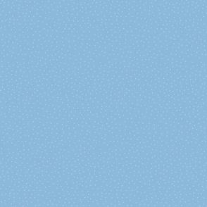 Dots - Light Blue  (larger) Xmas or Hanukah