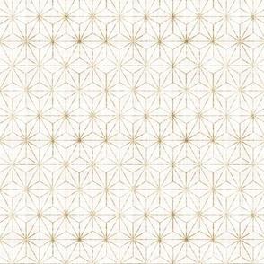 Star Geo White gold - S