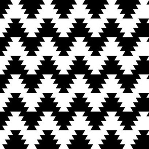01225477 : jagged zigzag 2