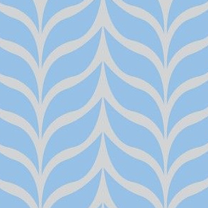 wheat sheaf blue/gray
